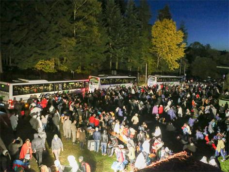 Flüchtlinge in Kollerschlag
