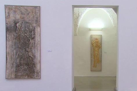 Ausstellung Valentin Oman