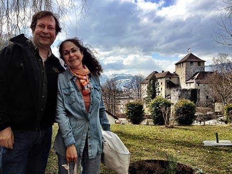 Nora und Allen Smith