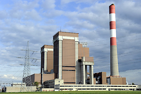 Kraftwerk Dürnrohr
