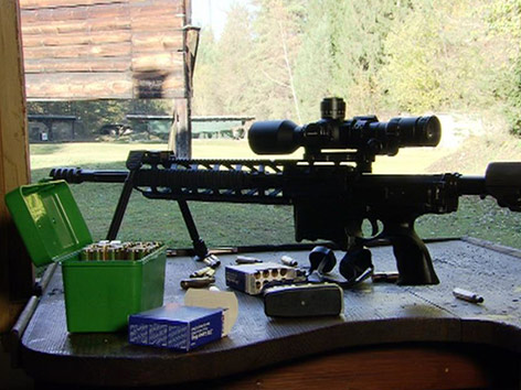 FMF Tactical Sport- und Scharfschützengewehr