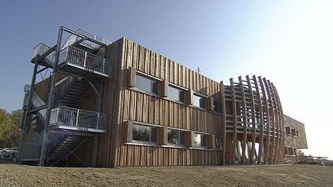 Neue biologische Station in Illmitz