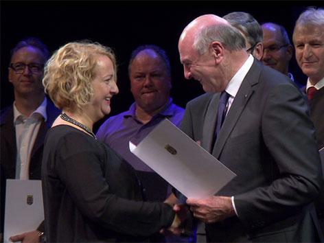 Verleihung Kulturpreis 2015