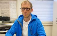 Josef Sturm, Leiter der Therapie in Bad Vigaun