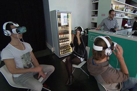 Virtual Reality Bar Wien