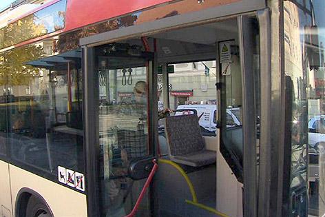 Schwarzfahrer Fotos Stadtwerke Klagenfurt Busse Datenschutz Frey