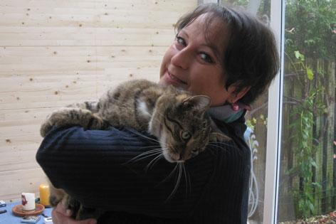 Katzenverhaltensberaterin Gaby Bunde