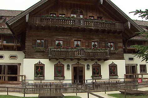 Gut Aiderbichl bei Henndorf (Flachgau)