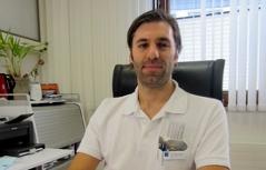 Allgemeinmediziner Dr. Kristian Karios vom Medizinischen Zentrum Bad Vigaun