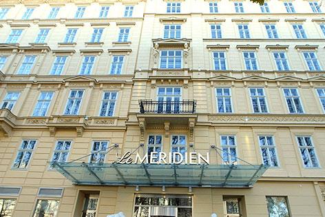 Hotel Le Meridien bei der Eröffnung 2003