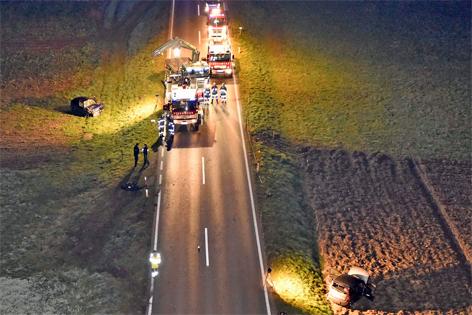 Unfall Tirolerstraße Weer