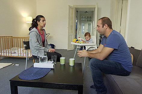 Familie Mohammad aus Syrien
