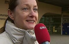 Silvia Weidenauer EU Mitarbeiterin in Brüssel