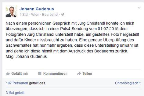 Gudenus-Kommentar