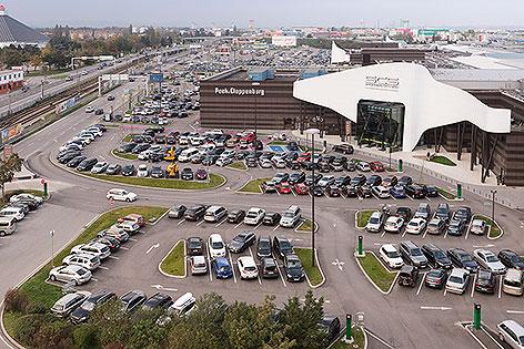 Parkplätze SCS