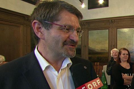 Walter Reschreiter, Vizebürgermeister von Hallein