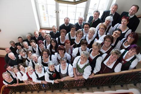 Salzburger Volksliedsingkreis, A bsondere Zeit