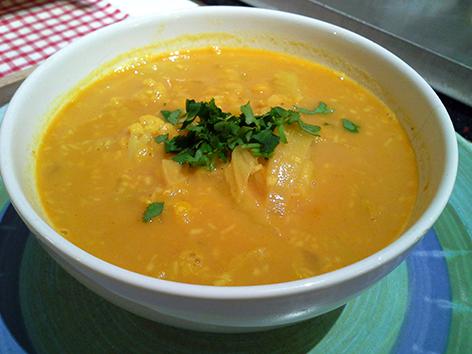 Curryeintopf