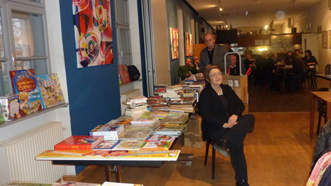 KUGA literarni krug bazar knjig