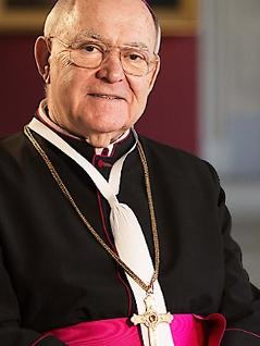 Bernhard Backovsky Propst Stift Klosterneuburg