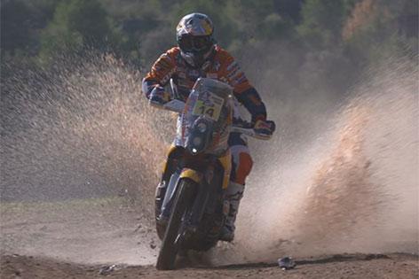 Rallye Dakar Matthias Walkner