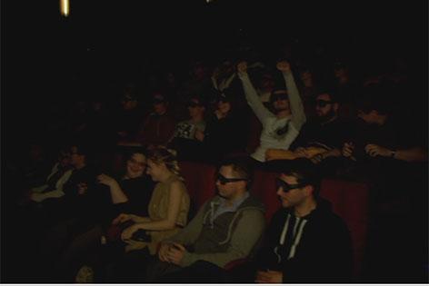 Publikum bei Star Wars Premiere