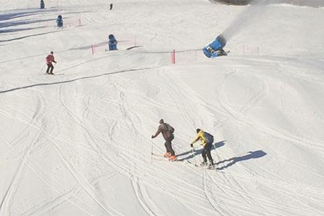 Skitourengeher Flachau