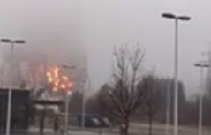 Sprengung Kraftwerk Voitsberg