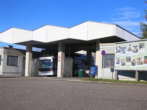Hessenkaserne, Garnisonstraße, Wels