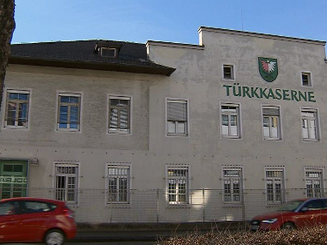 Türkkaserne Spittal Asyl
