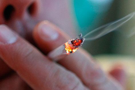 Zigarette Rauchen Sujet