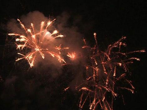 Trockenheit Silvester Feuerwerksverbot