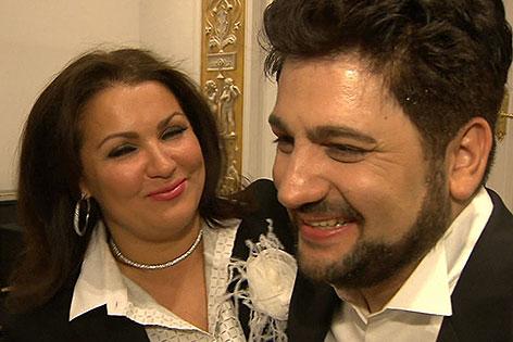 Anna Netrebko und Yusif Eyvazov