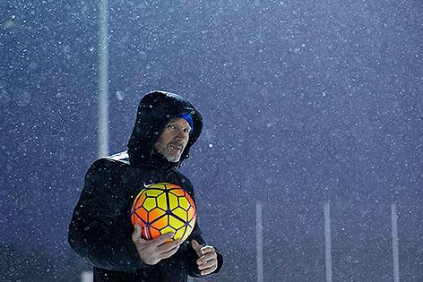 FK Austria Wien Trainer Thorsten Fink