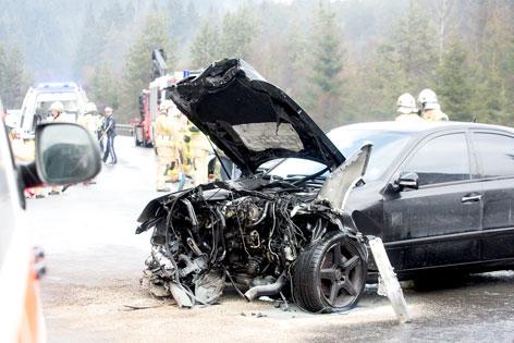Tödlicher Verkehrsunfall in Anras