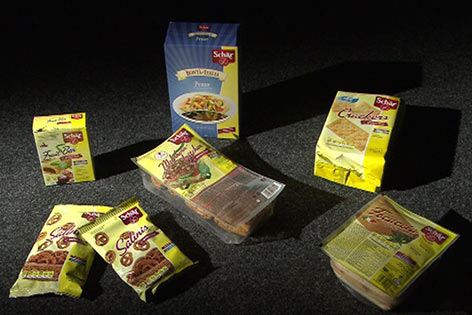 Glutenfreie Lebensmittel Dr. Schär