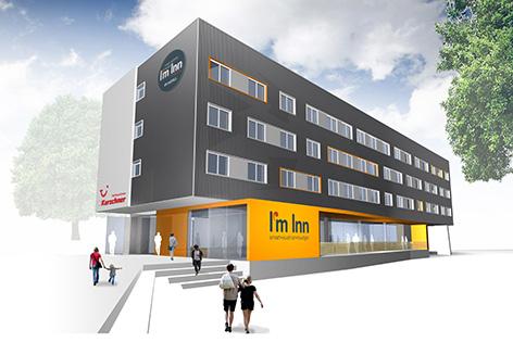 Hotel in Wieselburg