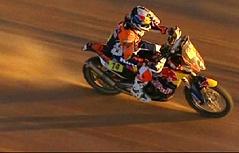 Matthias Walkner bei Rallye Dakar schwer verunglückt