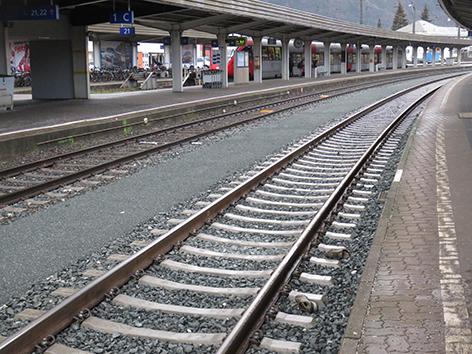Bahnhof Kufstein