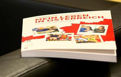 Broschüre Werte Österreich