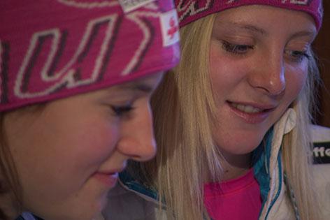 ÖSV Gallhuber Huber Skifahrerinnen
