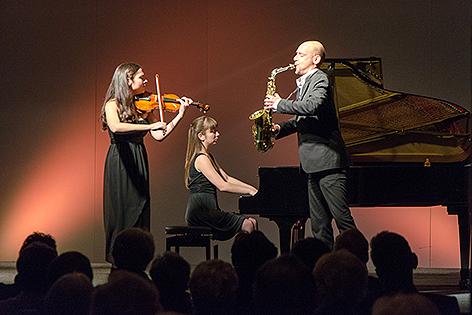 Konzert der Hainburger Haydngesellschaft in der Kulturfabrik