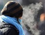 Kälte Minusgrade Gefrierpunkt Kalt Frost Frostzeit Winter winterlich