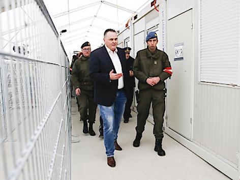 Hans-Peter Doskozil Verteidigungsminister SPÖ