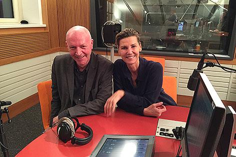 Christian Ludwig und  Desiree Treichl-Stürgkh