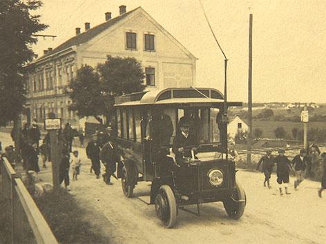 O-Bus wird nachgebaut