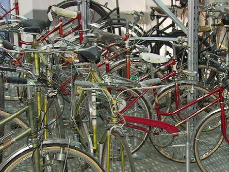 Fahrräder Puch Graz