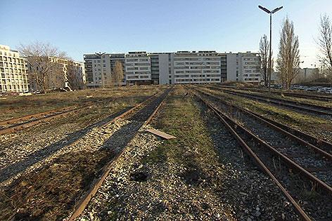 Nordbahnhofgeländer