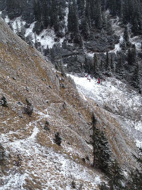 Absturz Schneeberg Tod