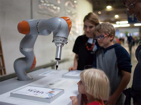 AEC Robotik Roboter
